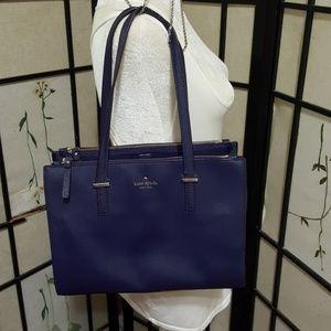 KATE SPADE🎀 womens double room handbag